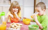 Τα οφέλη των προϊόντων ολικής άλεσης για τα παιδιά