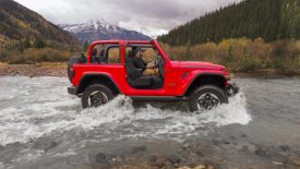Το πιο «καθαρόαιμο» Jeep Wrangler έρχεται το 2019