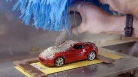 Το πιο μικρό πλυντήριο αυτοκινήτων στον πλανήτη!