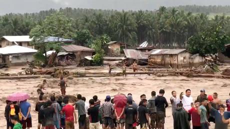 Φιλιππίνες: Πάνω από 240 οι νεκροί της φονικής τροπικής καταιγίδας