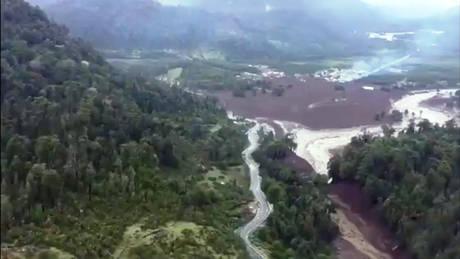 Χιλή: Αυξάνονται οι νεκροί από την κατολίσθηση λάσπης – 15 άτομα αγνοούνται