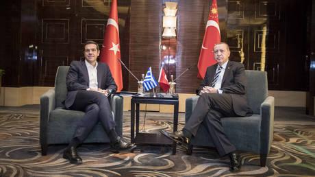 FAZ: Σήμερα ο Ερντογάν χρειάζεται τον Τσίπρα
