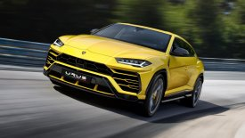 Lamborghini Urus: SUV υψηλών επιδόσεων (pics+vid)