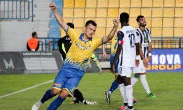 Levadiakos announce Marko Markovski capture
