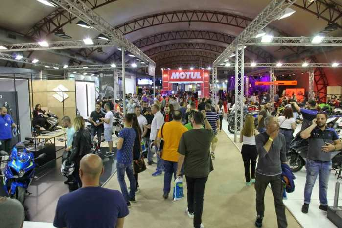 Motoshow Θεσσαλονίκη 2018