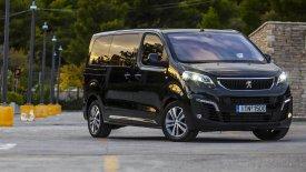 Tαξιδέψτε  First Class με το Peugeot Traveller VIP