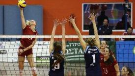 Volley League Γυναικών: Φουλ στα ντέρμπι η 8η αγωνιστική