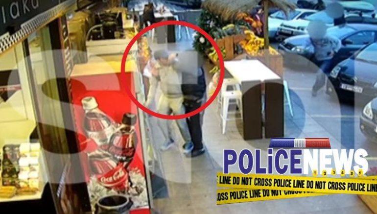 Η στιγμή της σύλληψης του βαρώνου της κοκαΐνης στην Βάρκιζα