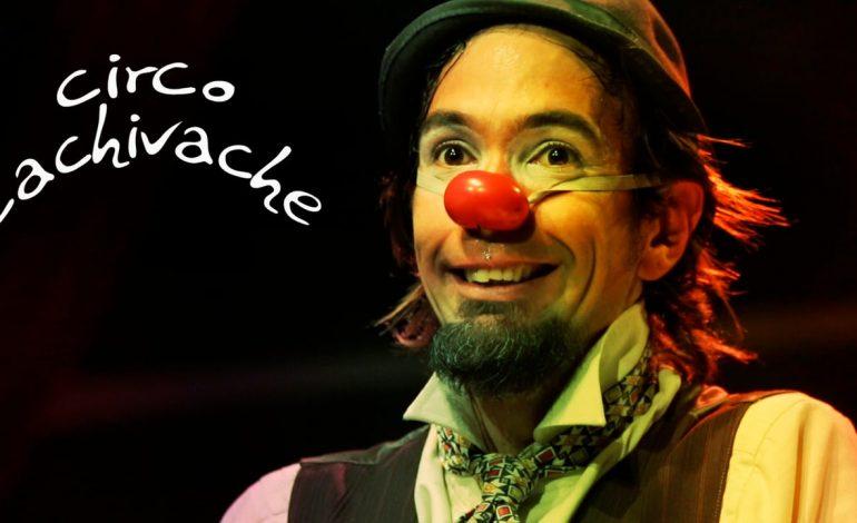 Circo Cachivante το μεσημέρι στο κέντρο της Κηφισιάς. Σάββατο 30 Δεκεμβρίου