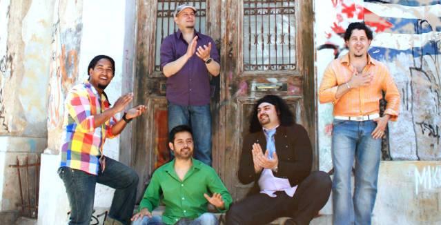 Συναυλία La Cucaracha το μεσημέρι στη Νέα Ερυθραία. Σάββατο 30 Δεκεμβρίου