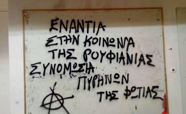 Μήνυμα ΑΠΕΛΠΙΣΙΑΣ από φοιτητή της ΑΣΟΕΕ: Κινδυνεύουμε από το καθεστώς τρόμου των «αναρχικών» (Φωτό)