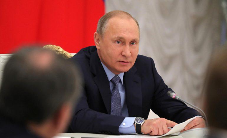 Χρονιά με ρίσκα για τον Πούτιν το 2018