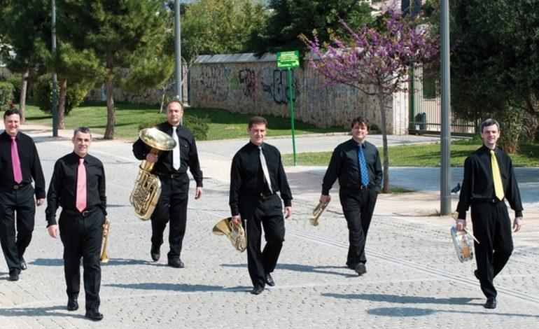Κυριακή 24/12 στις 14.00 συναυλία Κρατικής Ορχήστρας Αθηνών. Metallon στο κέντρο της Κηφισιάς.