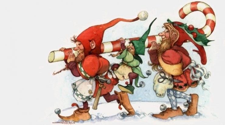 «Παραμυθένια Χριστούγεννα! Νεράιδες, Ξωτικά και Καλικάντζαροι» στο Μουσείο Γουλανδρή στην Κηφισιά από 23/12