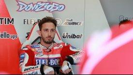 «Σκληρή» διαπραγμάτευση θα κάνει η Ducati με τον Ντοβιτσιόζο