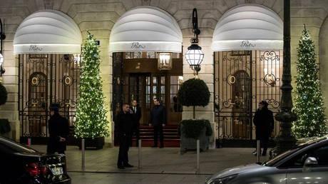 Ένοπλη ληστεία σε γνωστό ξενοδοχείο στο Παρίσι με λεία-μαμούθ (pics)