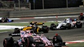 Έτσι αποχαιρέτισε η Force India το μονοθέσιο του 2017 (vid)΄