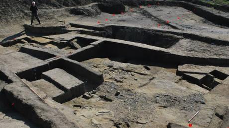 Ανακαλύφθηκε ωδείο ηλικίας 2.200 χρόνων στην Κίνα (pics)