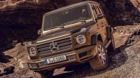 Αυτή είναι η νέα Mercedes-Benz G-Class! (pics)