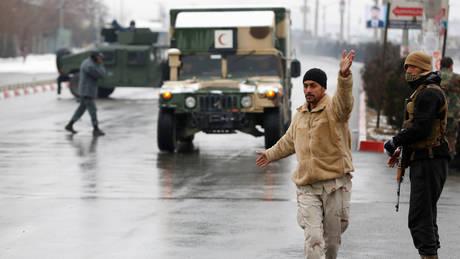 Αφγανιστάν: Το Ισλαμικό Κράτος ανέλαβε την ευθύνη για τη νέα επίθεση στην Καμπούλ (pics)