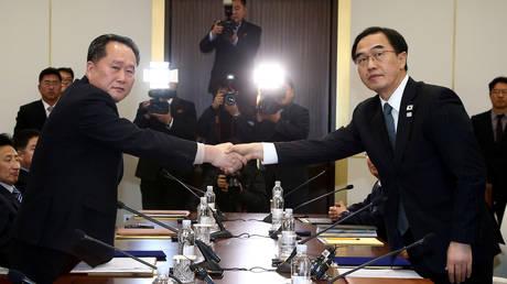 Βόρεια και Νότια Κορέα: Συμφωνία για τους Ολυμπιακούς, αλλά όχι για πυρηνικό αφοπλισμό