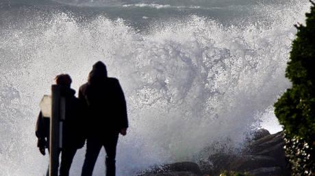 Γαλλία: Ένας νεκρός από την καταιγίδα «Κάρμεν»