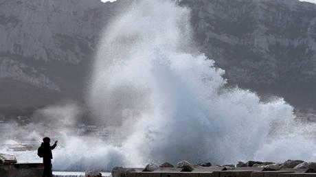 Γαλλία: Ακόμη ένας νεκρός από την καταιγίδα Ελεανόρ