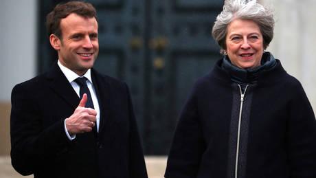 Γαλλία και Βρετανία υπέγραψαν μια νέα συμφωνία για τον έλεγχο των συνόρων και της μετανάστευσης