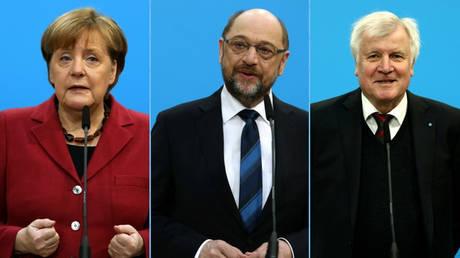 Γερμανία: «Πρεμιέρα» σήμερα στις διαπραγματεύσεις για τον μεγάλο συνασπισμό (pics)