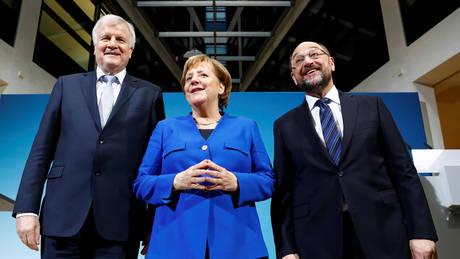 Γερμανία: Αυτά είναι τα κυριότερα σημεία της συμφωνίας Μέρκελ – Σουλτς – Ζεεχόφερ