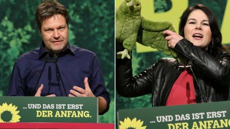 Γερμανία: Αυτό είναι το νέο ηγετικό δίδυμο των Πρασίνων