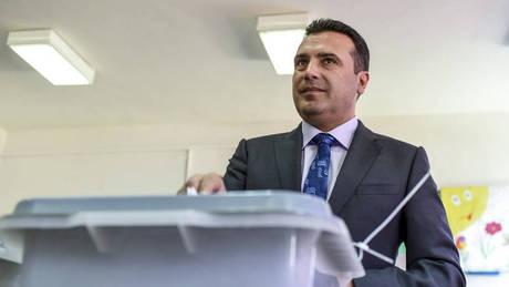 Γερμανικός Τύπος: Ο Ζάεφ ξεμπλοκάρει το αδιέξοδο της ονομασίας της πΓΔΜ