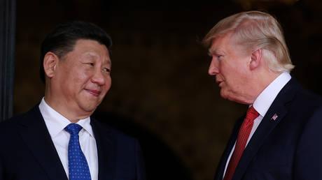 Διμερή συνεργασία και Κορεατικό συζήτησαν τηλεφωνικά Τραμπ και Σι