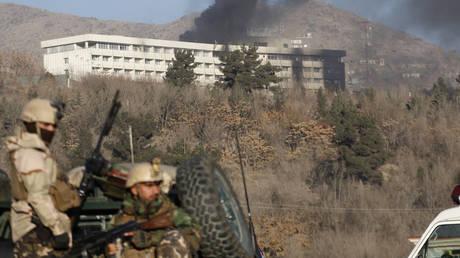 Επίθεση Καμπούλ: Το 12ωρο του τρόμου στο ξενοδοχείο (pics)