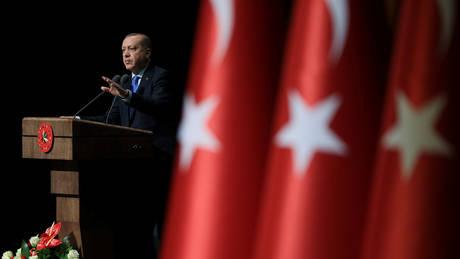 Ερντογάν: Η Άγκυρα δεν κάνει βήμα πίσω για την επιχείρηση στην Αφρίν