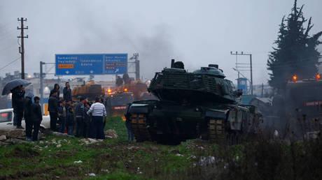 ΗΠΑ: Οι κινήσεις της Τουρκίας στην Αφρίν της Συρίας είναι αποσταθεροποιητικές