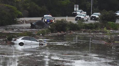 ΗΠΑ: Τους 17 έφτασαν οι νεκροί από τις κατολισθήσεις λάσπης στη νότια Καλιφόρνια