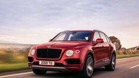 Η «μικρή» Bentley Bentayga είναι πιο σπορτίφ!