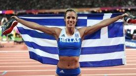Η Κατερίνα Στεφανίδη στο Οlympic Channel (vid) για την βουλιμία