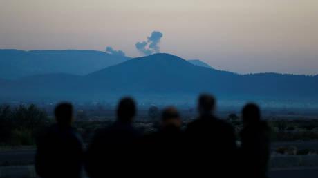 Η Τουρκία σφυροκοπά τη συριακή πόλη Αφρίν (pics&vid)