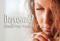 Κατάθλιψη, άγχος σχετίζονται με διαταραχές του θυρεοειδή (hashimoto, υποθυρεοειδισμό, υπερθυρεοειδισμό)