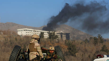 Λουτρό αίματος στην Καμπούλ: Πληροφορίες για 43 νεκρούς στην επίθεση στο ξενοδοχείο (pics)