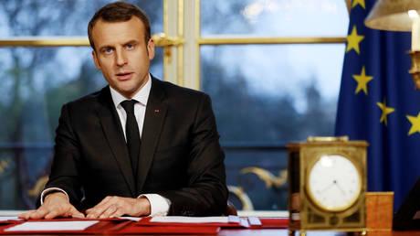 Μακρόν: Το 2018 θα είναι μια καθοριστική χρονιά για την Ευρώπη