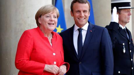 Μακρόν και Μέρκελ συζητούν την Πέμπτη για το μέλλον της Ευρώπης