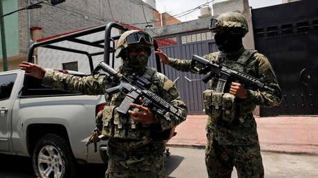 Μεξικό: Ένα ακόμα αιματοβαμμένο Σαββατοκύριακο με 25 ανθρωποκτονίες