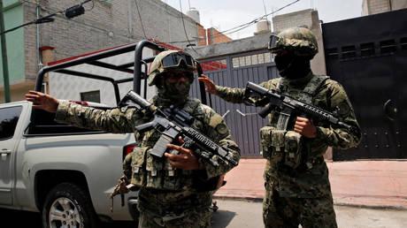 Μεξικό: 25.339 ανθρωποκτονίες διαπράχθηκαν το 2017