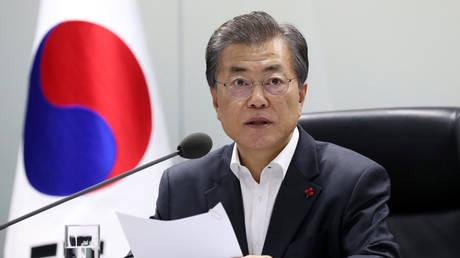 Μουν Τζε-ιν: Βελτίωση των σχέσεων με τον Βορρά όταν επιλυθεί το ζήτημα των πυρηνικών