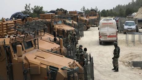 Μποζντάγ: Δεν δώσαμε υπόσχεση ότι η στρατιωτική επιχείρηση θα περιοριστεί στην Αφρίν