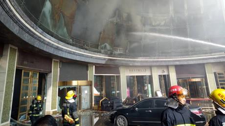 Νότια Κορέα: Μεθυσμένος πυρπόλησε ξενοδοχείο σκοτώνοντας πέντε άτομα