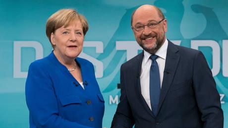 Ξεκινούν οι διαπραγματεύσεις για τον κυβερνητικό συνασπισμό στη Γερμανία